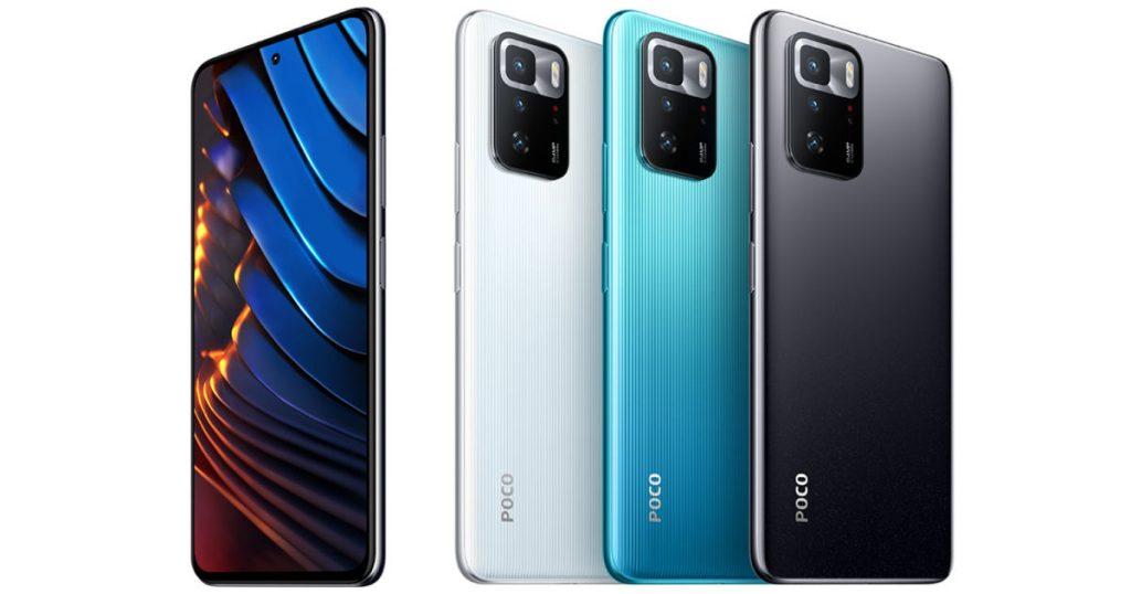 Poco X3 GT smartphone launches