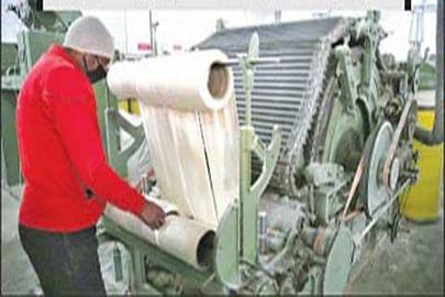 Silk production in Kashmir