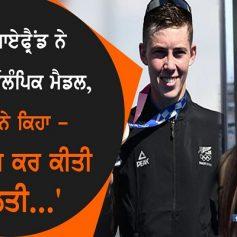 bronze medallist triathlete hayden wilde