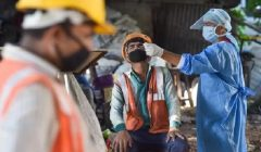 Corona deaths in india cross 4lac