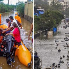 maharashtra rains 129 people killed