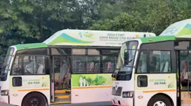 Bihar 350 ambulances 50 CNG buses services