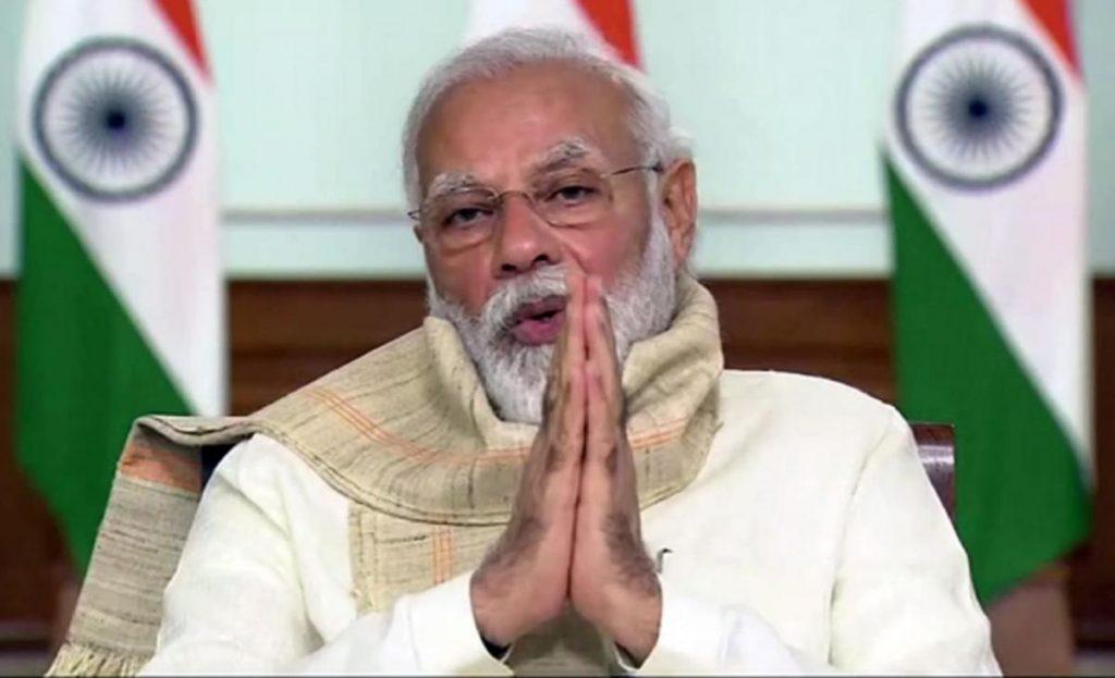 PM Modi twitter followers