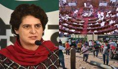 priyanka gandhis attack on the statement