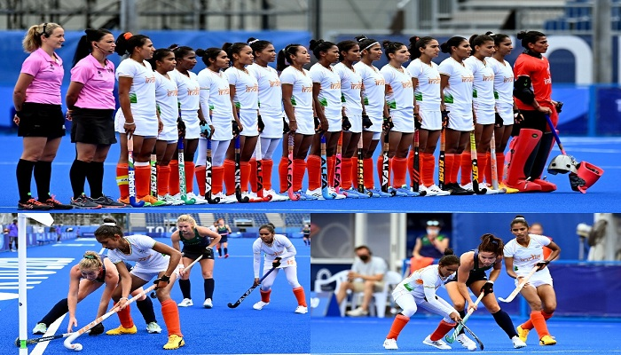 tokyo olympics indian womens hockey team