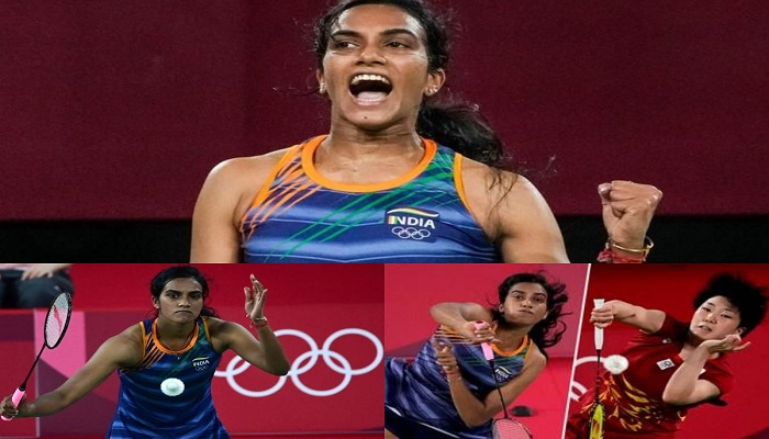 pv sindhu storms into semifinal
