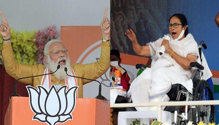 Mamatas gaze fixed on Delhi