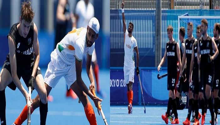 india mens hockey team beats newzealand
