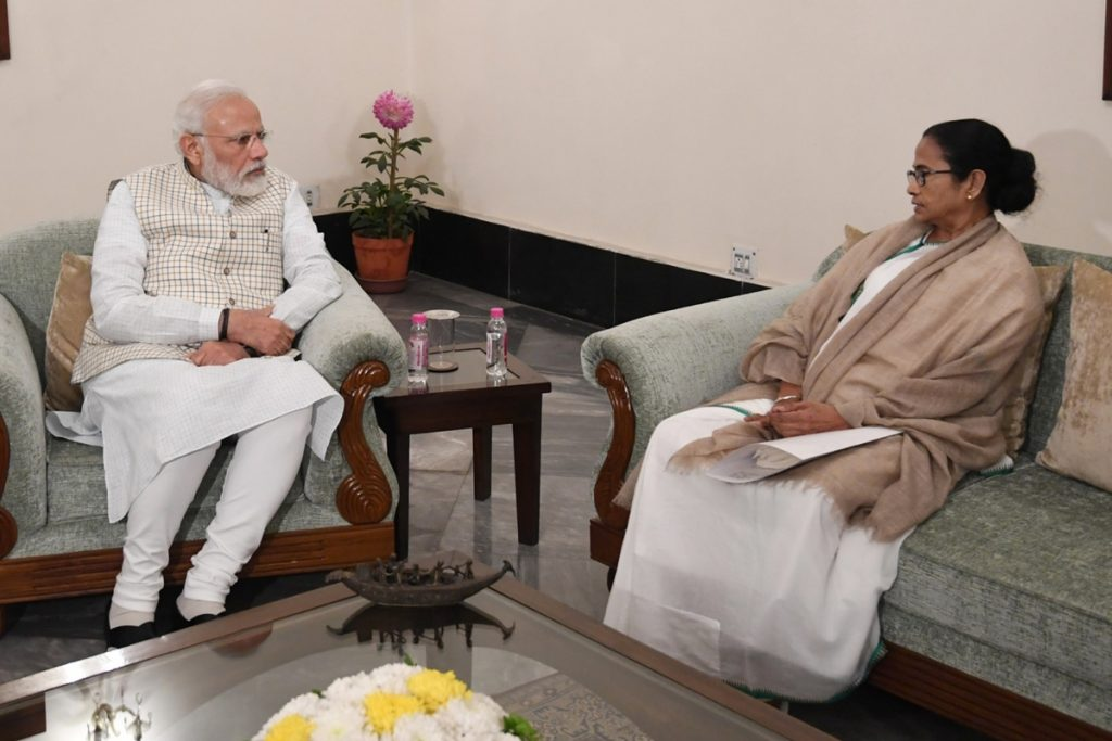 Mamata Banerjee Delhi visit