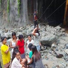 sikkim landslide sevoke rungpo rail project