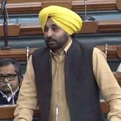 bhagwant mann says farmers