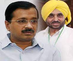 Many NRIs came out against Bhagwant Maan