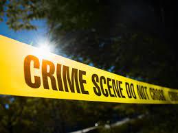 Brutal murder of a man