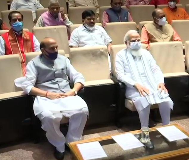 PM Modi on stalling Parliament