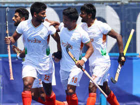 Tokyo Olympics India beat Argentina