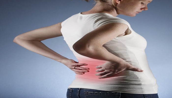 how to relieve backache at home