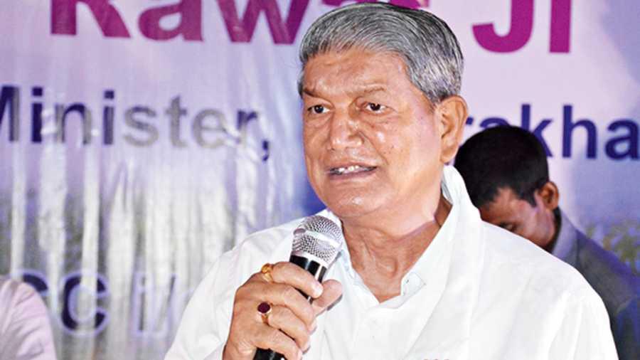 harish rawat wants to free from