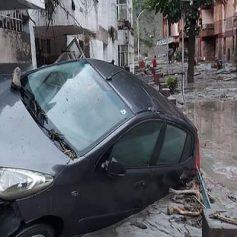 heavy devastation uttarakhands pithoragarh