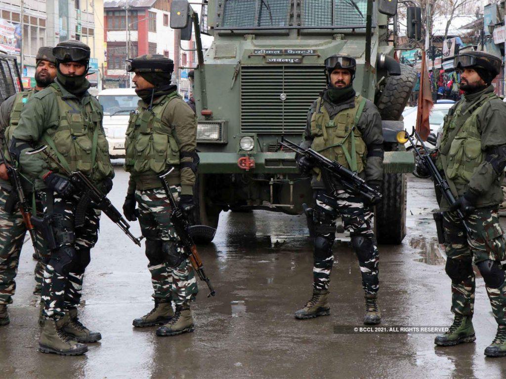 3 major Jaish militants