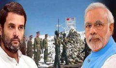 rahul attacks on pm modi over india