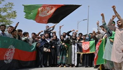 stampede at afghan independence day rally