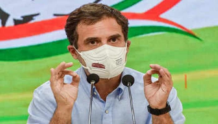 rahul gandhi digs over worrying