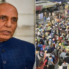 rajnath singh defends farm laws