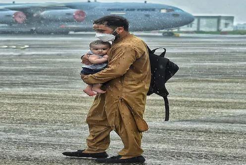 Kabul Airport Charging