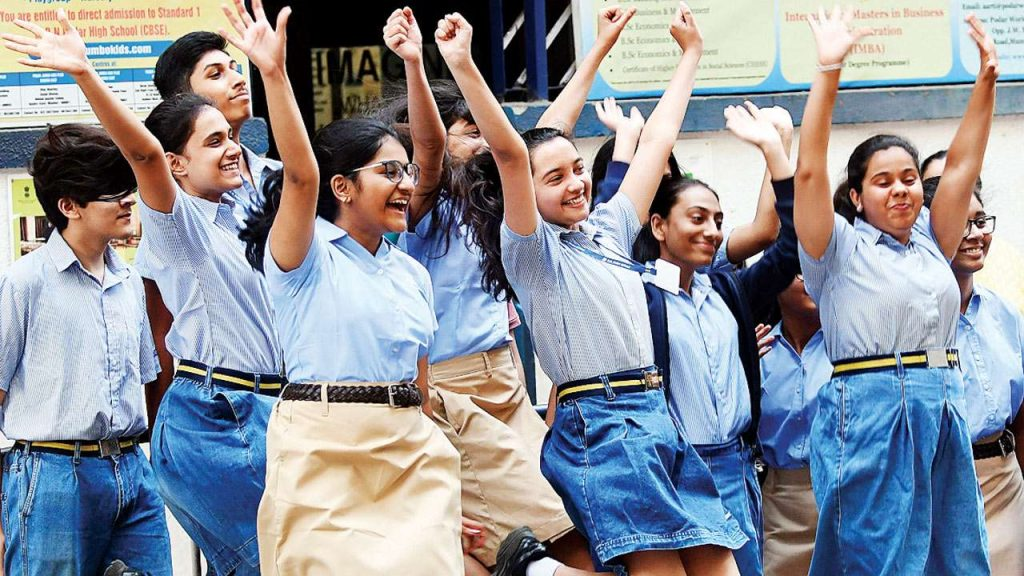 CBSE Class Xth results announced