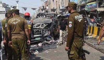 explosion hits shia procession