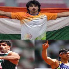 india javelin thrower neeraj chopra
