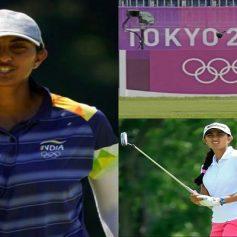 tokyo olympics 2020 golfer aditi ashok