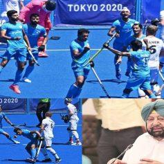 hockey team wins bronze medal cm captain
