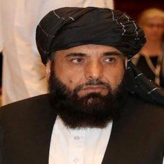 afghanistan taliban suhail shaheen