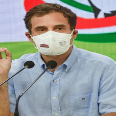 rahul gandhi on reservation