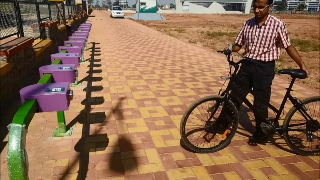 1250 bicycles will run