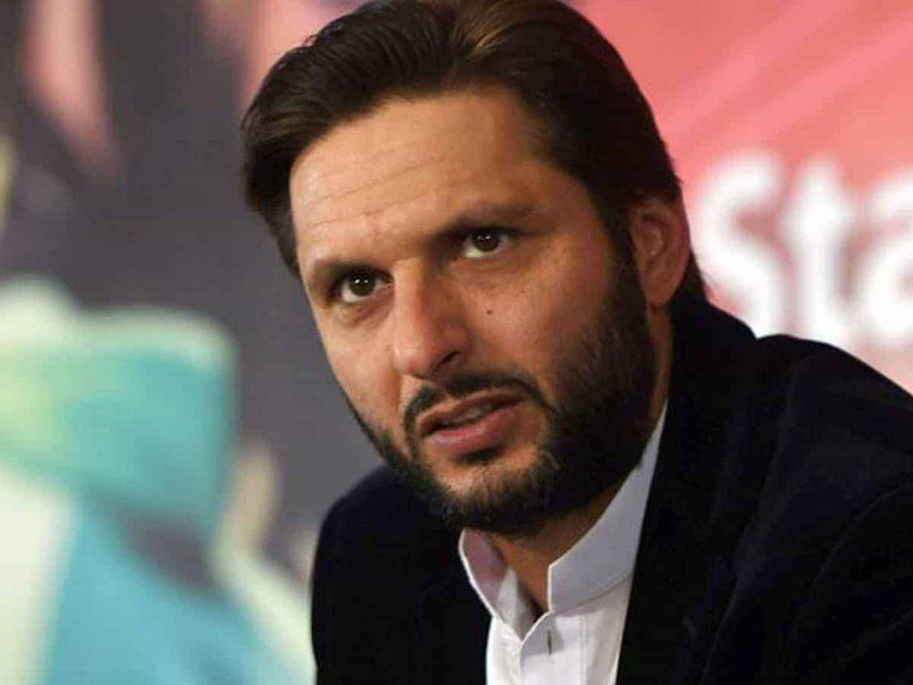Shahid Afridi backs new regime