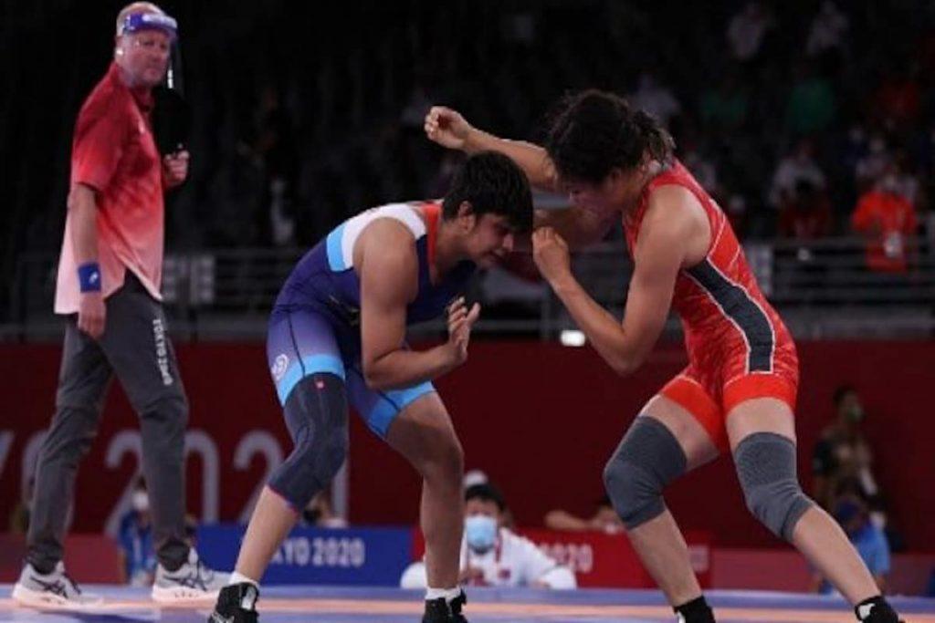 Wrestler Sonam Malik loses
