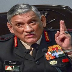 cds general bipin rawat comment on