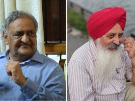 kejriwals reaction on navjot sidhus advisers