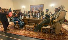 taliban capture afghanistan presidential palace