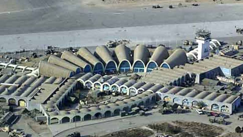 Rockets hit Kandahar airport