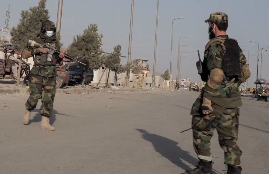 Rockets fired at kabul airport