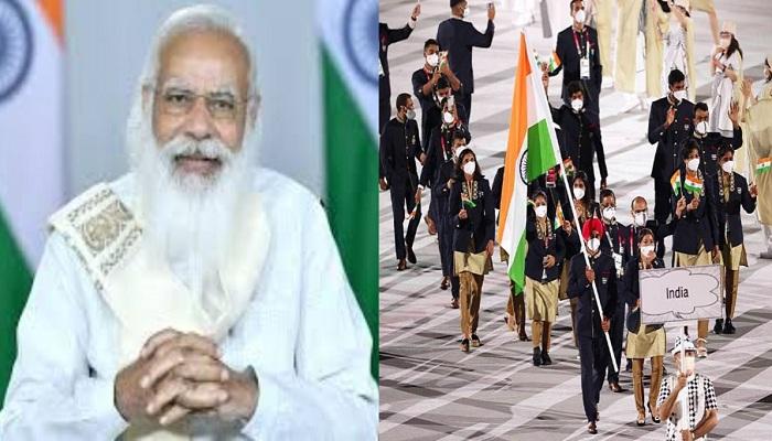 pm modi invite entire indian olympics