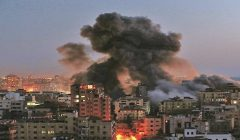 clashes between israel and palestine