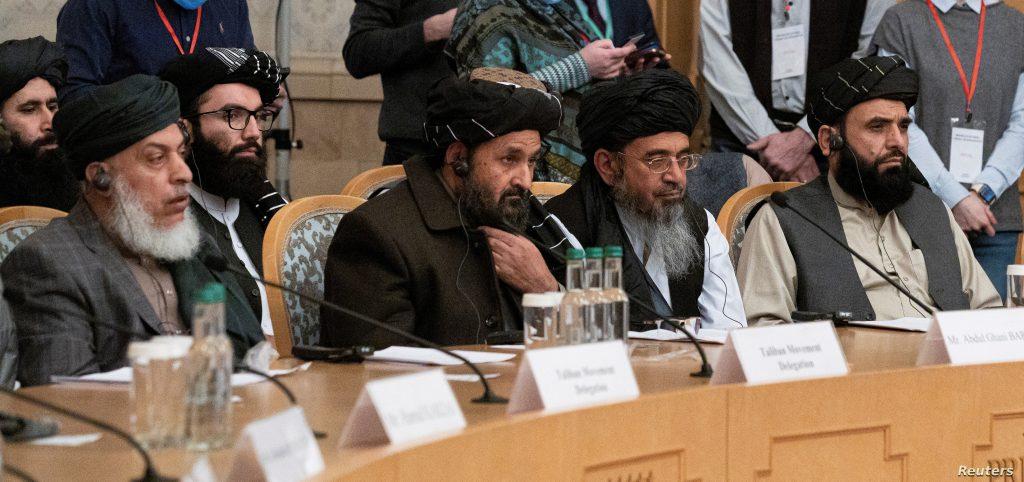 formation of taliban govt