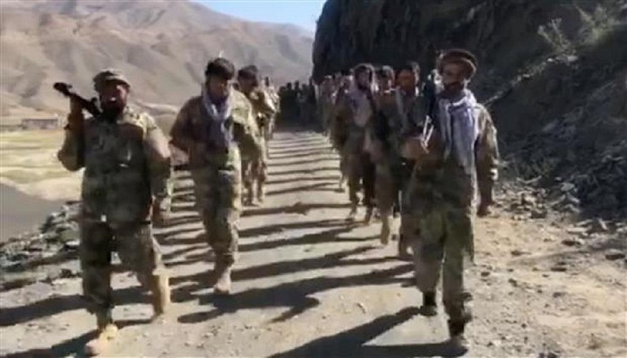 panjshir afghanistan fight