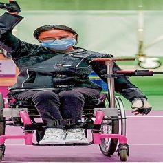 avani lekhara won bronze medal
