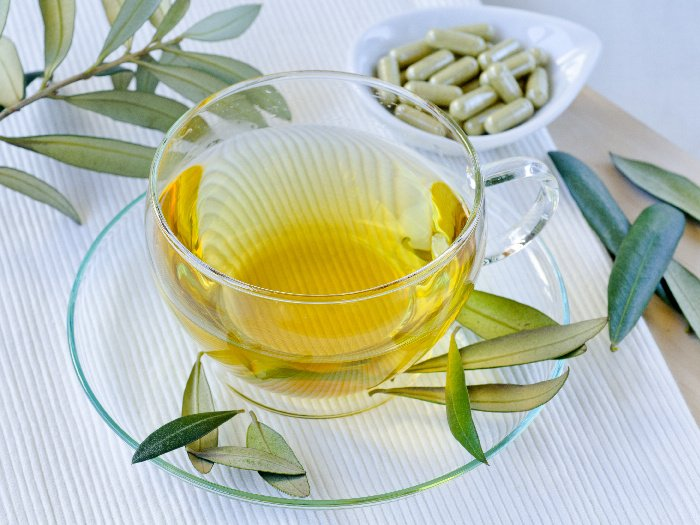 olive leaves will control sugar