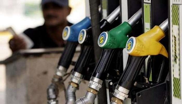 Changes in petrol and diesel